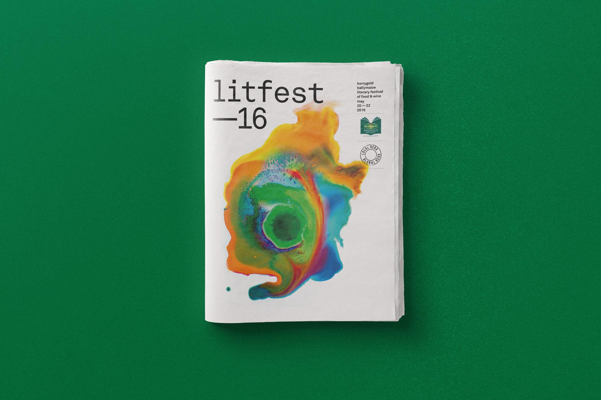TrueOutput - Litfest 2016