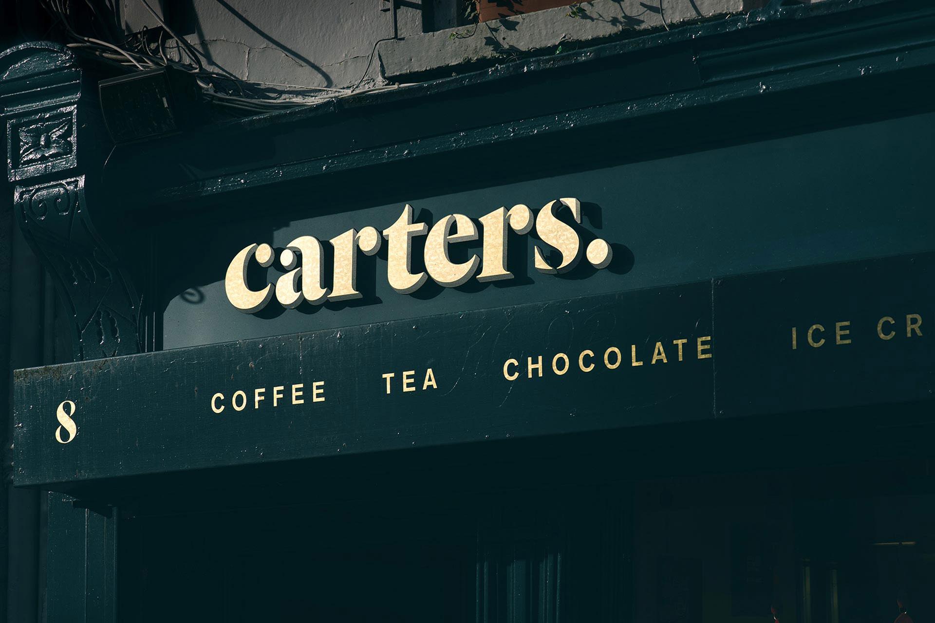 TrueOutput - Carters Chocolate Cafe