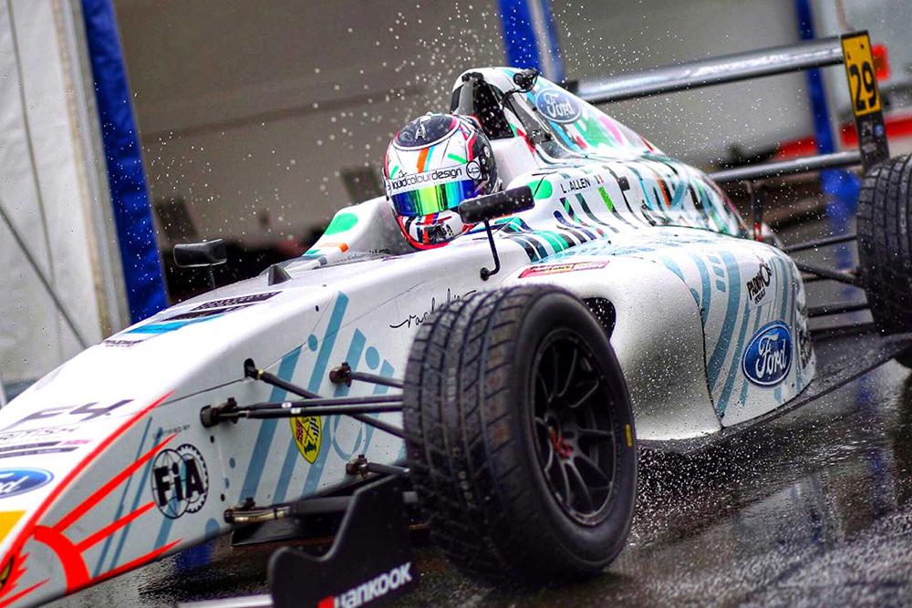 Formula 4 livery design